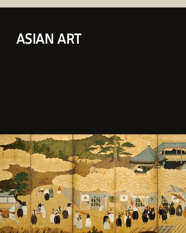 Cover Asian art