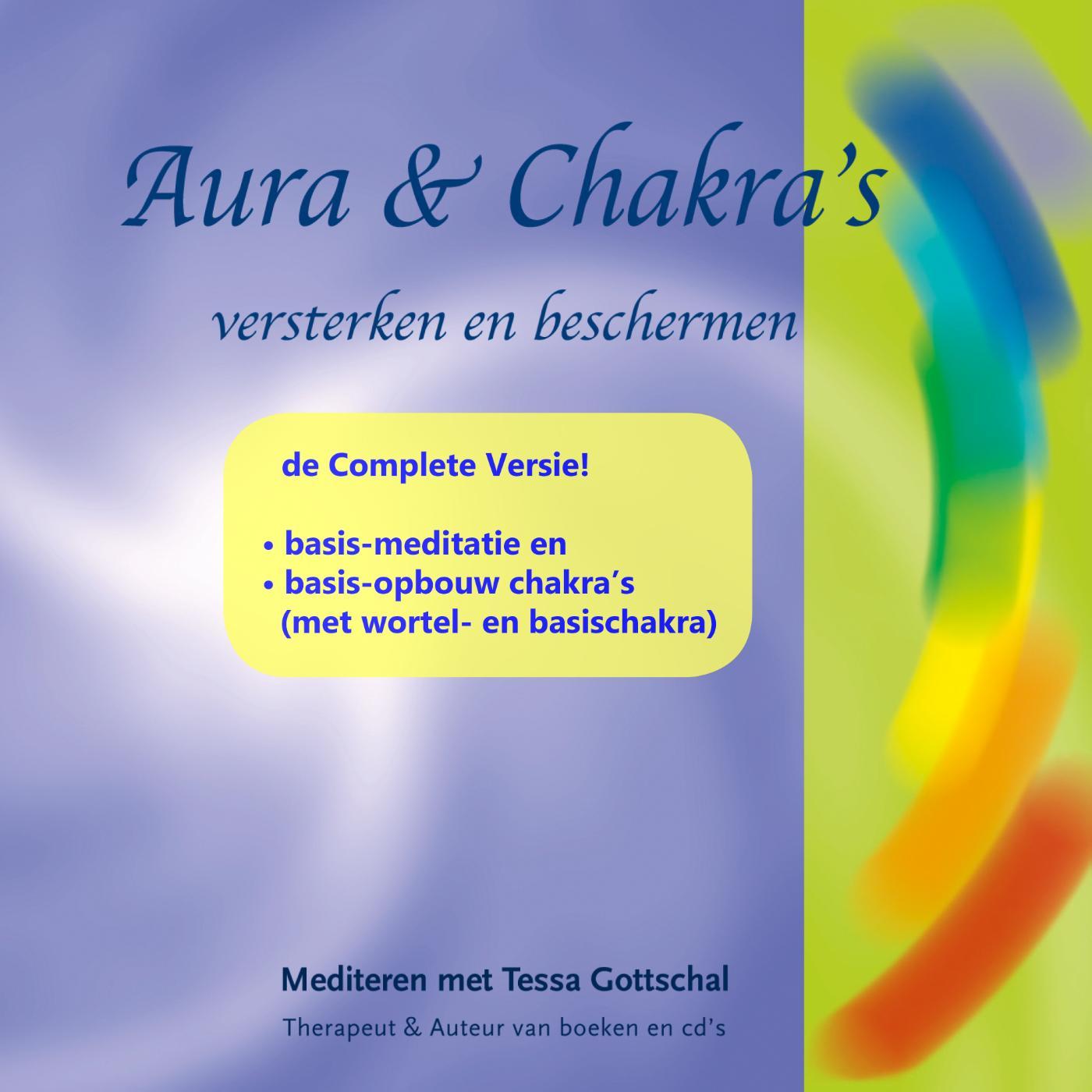 Cover Aura & Chakra's