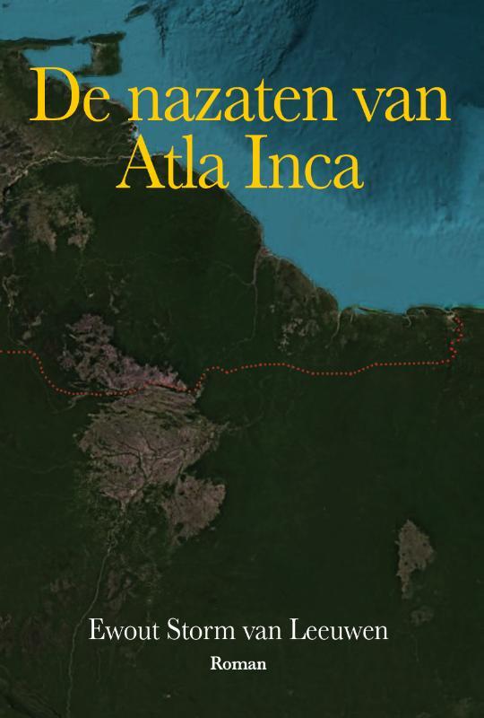 Cover De nazaten van Atla Inca