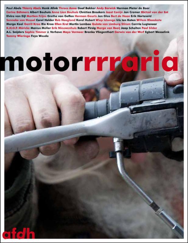 Cover Motorrrraria