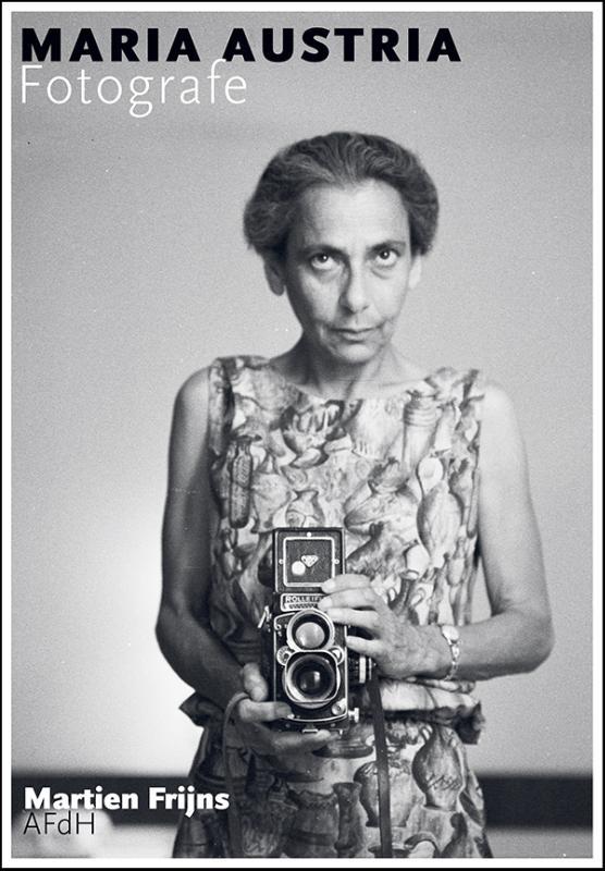 Cover Maria Austria, fotografe