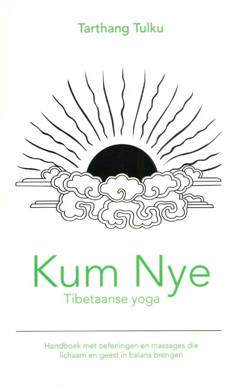 Cover Kum Nye Tibetaanse yoga