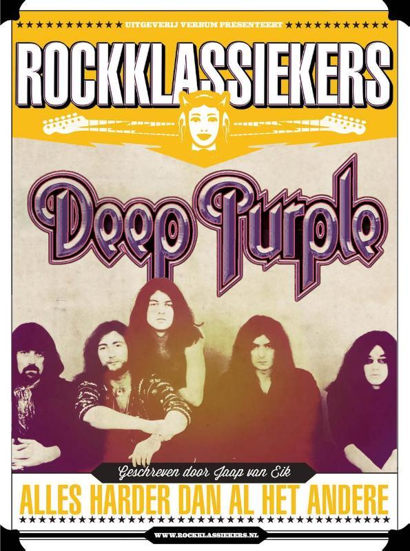 Cover Deep Purple