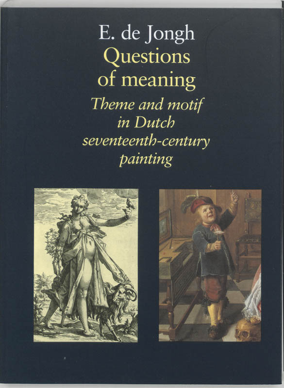 Cover Questions of meaning