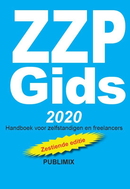 Cover ZZP Gids 2020