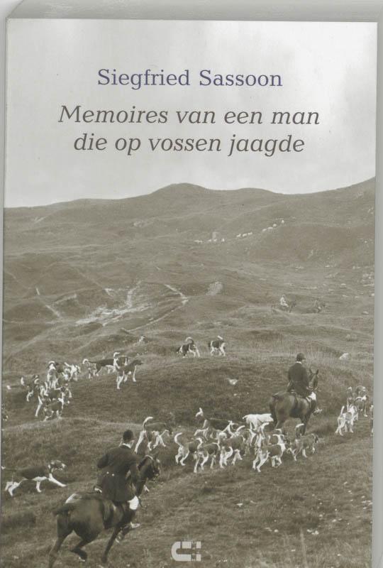 Cover Memoires van een man die op vossen jaagde
