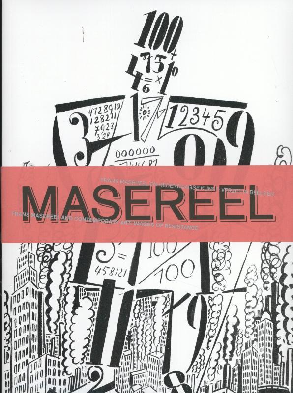 Cover Frans Masereel en hedendaagse kunst verzet in beelden