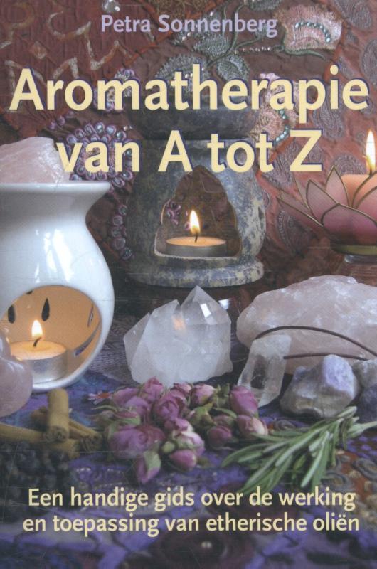Cover Aromatherapie van A tot Z