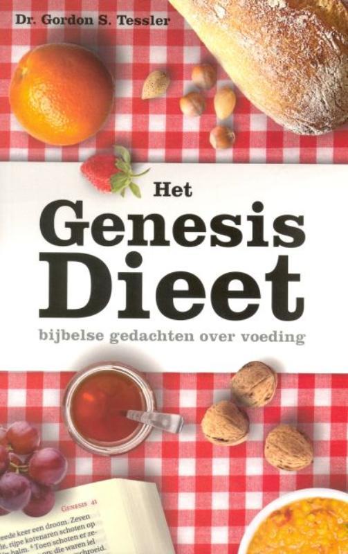 Cover Het Genesis dieet