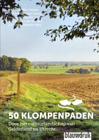 Cover 50 klompenpaden