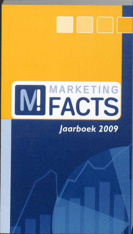 Cover MarketingFacts Jaarboek 2009