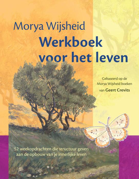 Cover Morya wijsheid werkboek voor het leven