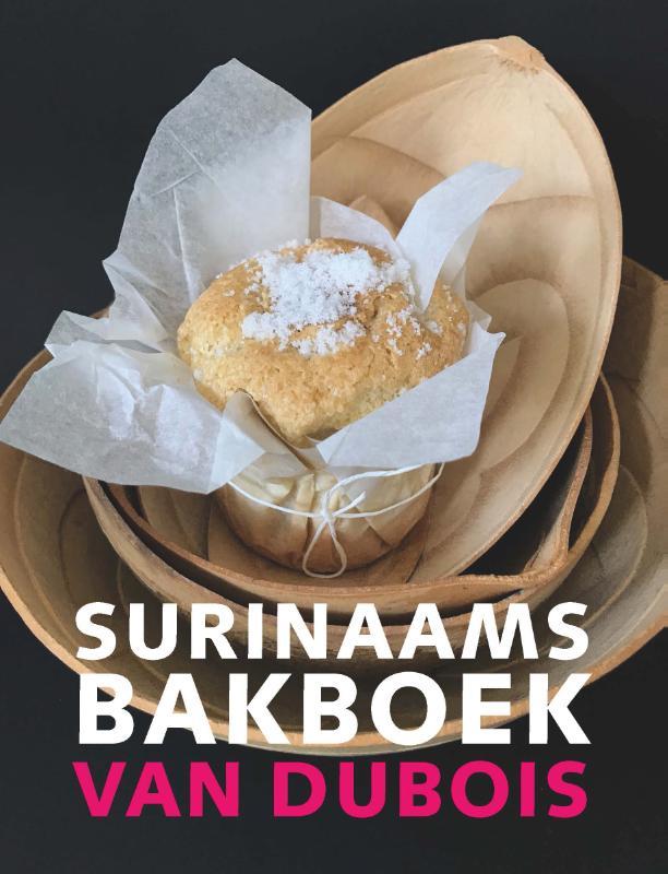 Cover Surinaams bakboek van Dubois