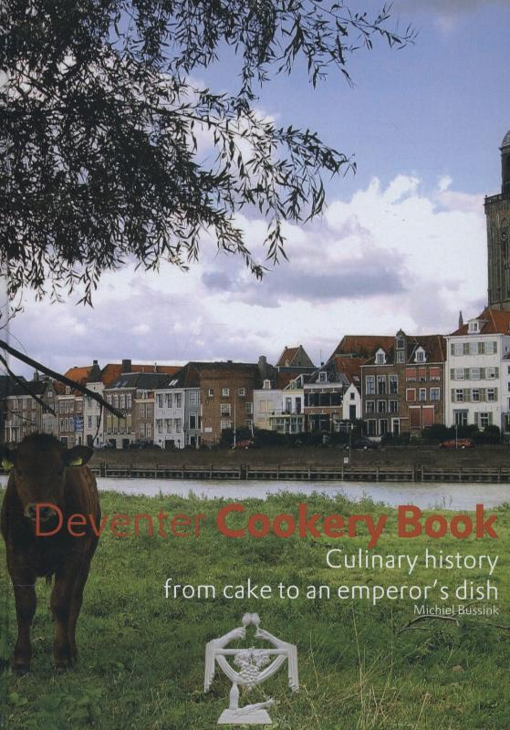Cover Deventer cookery book
