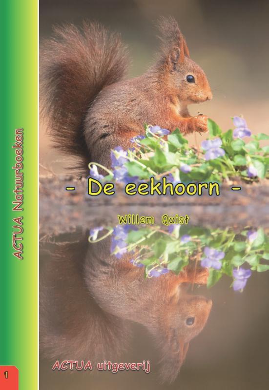 Cover De eekhoorn