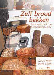 Cover Zelf brood bakken
