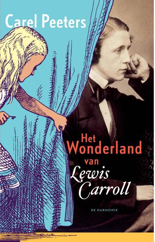 Cover Het Wonderland van Lewis Carroll