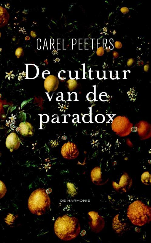 Cover De cultuur van de paradox