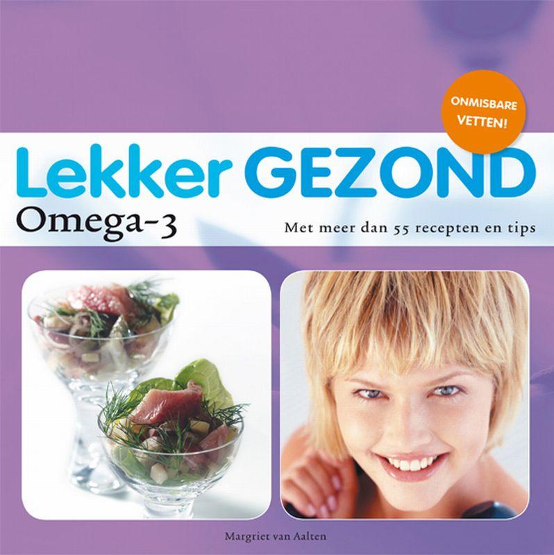 Cover Lekker Gezond Omega-3