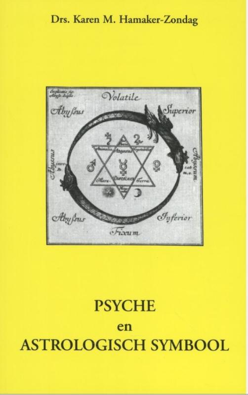 Cover Psyche en astrologisch symbool.