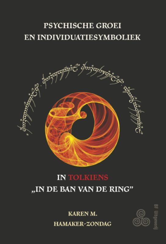 Cover Psychische groei en individuatiesymboliek in Tolkiens 'In de Ban van de Ring