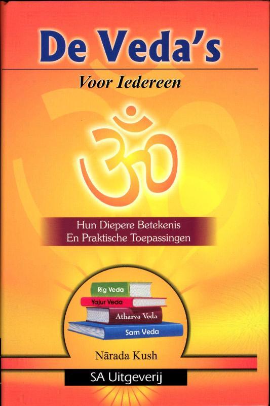 Cover De Veda's voor iedereen