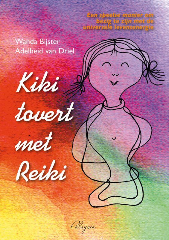 Cover Kiki tovert met reiki