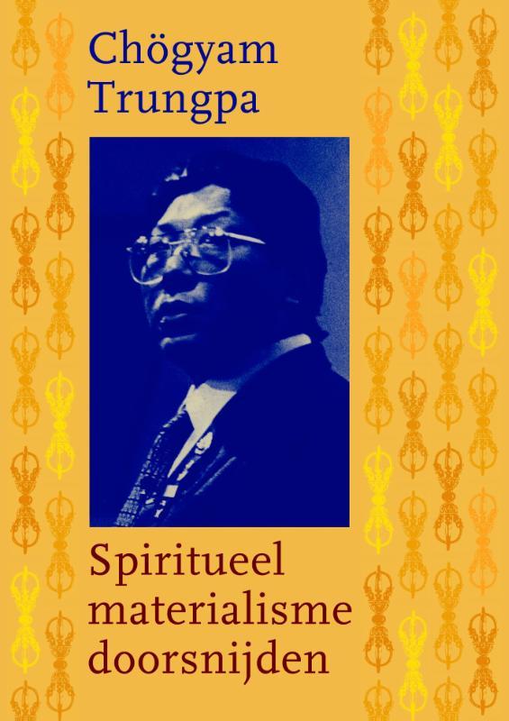 Cover Spiritueel materialisme doorsnijden
