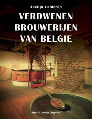 Cover Verdwenen brouwerijen van Belgie
