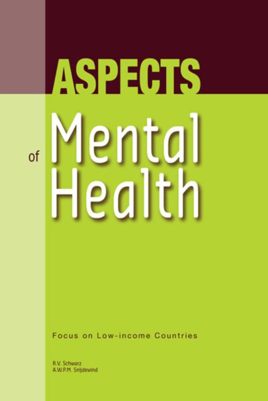Cover Aspects of mental health