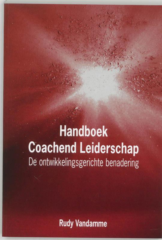 Cover Handboek Coachend Leiderschap