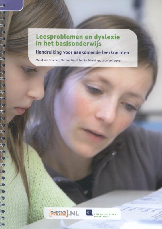 Cover Leesproblemen en dyslexie in het basisonderwijs