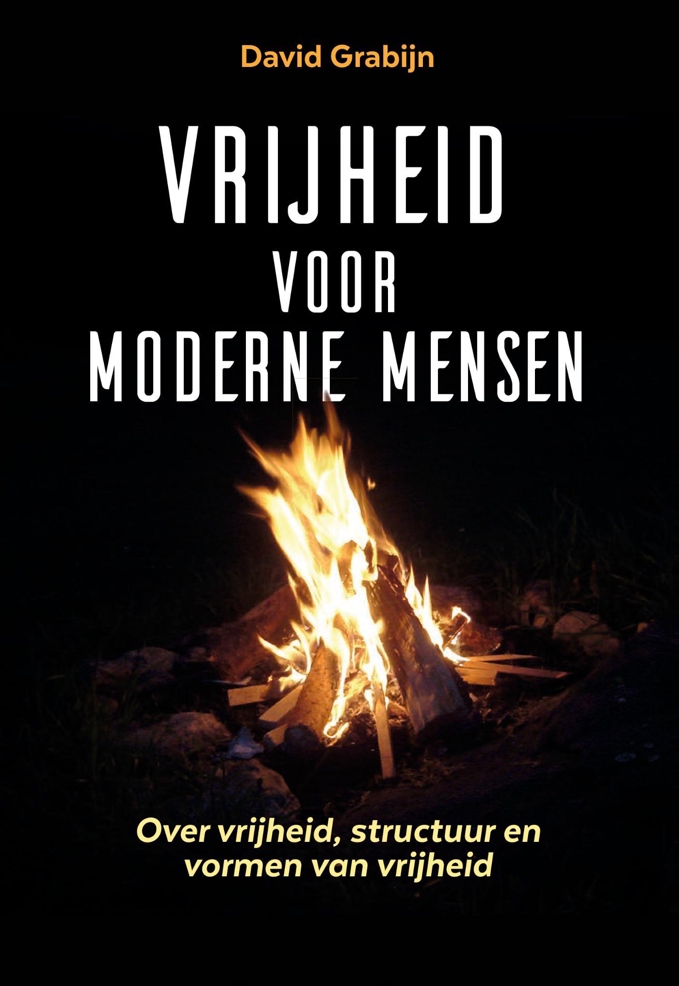 Cover Vrijheid voor moderne mensen