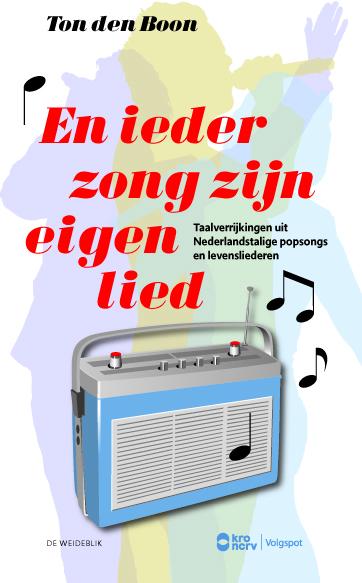 Cover En ieder zong zijn eigen lied