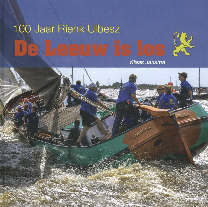 Cover De leeuw is los