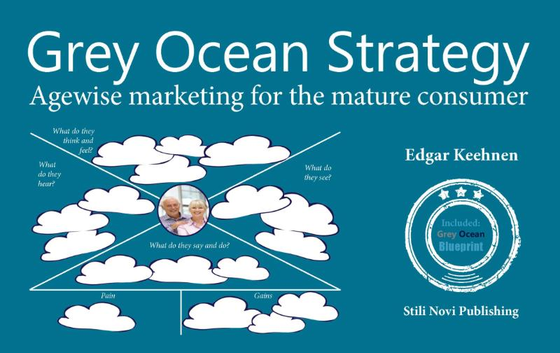Cover Grey ocean strategy