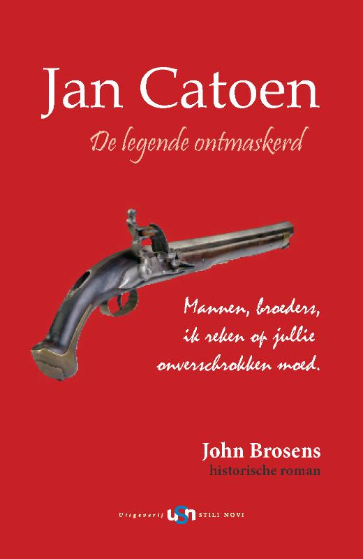 Cover Jan Catoen