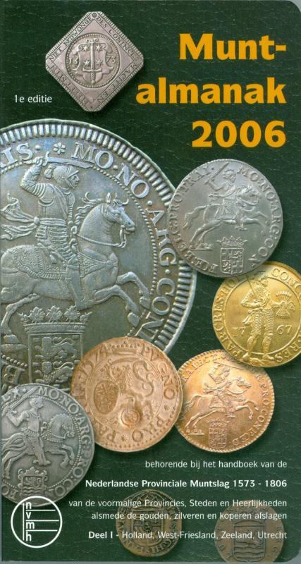 Cover 2006 deel 1 Holland, West-Friesland, Zeeland, Utrecht