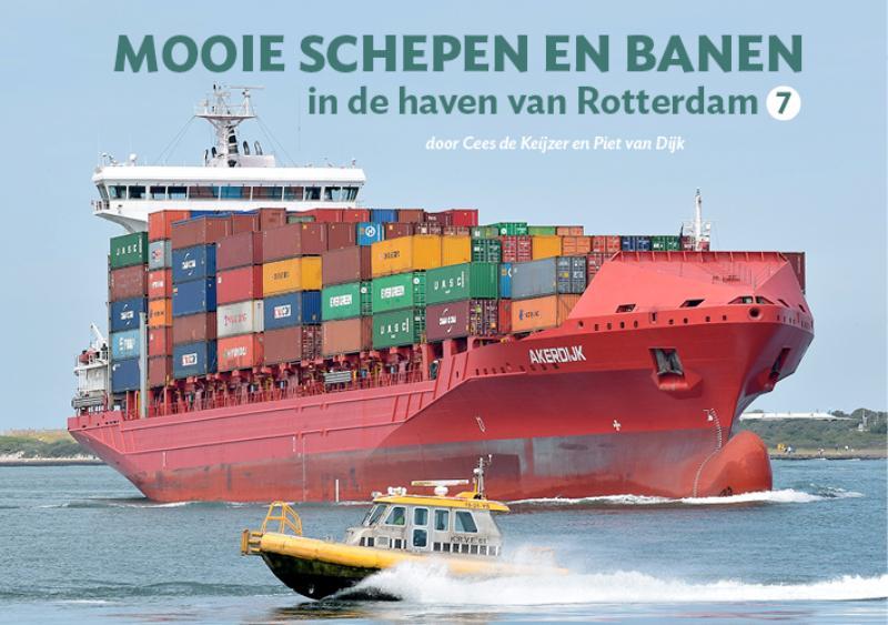 Cover Mooie schepen en banen