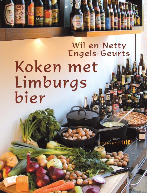 Cover Koken met Limburgs bier