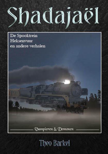 Cover De Spooktrein, heksenvuur en andere verhalen