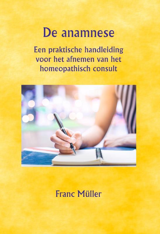 Cover De anamnese