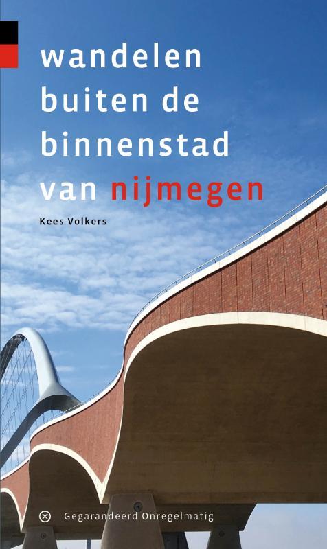 Cover Wandelen buiten de binnenstad van Nijmegen