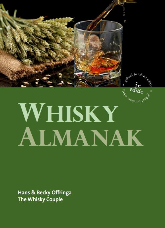Cover Whisky Almanak