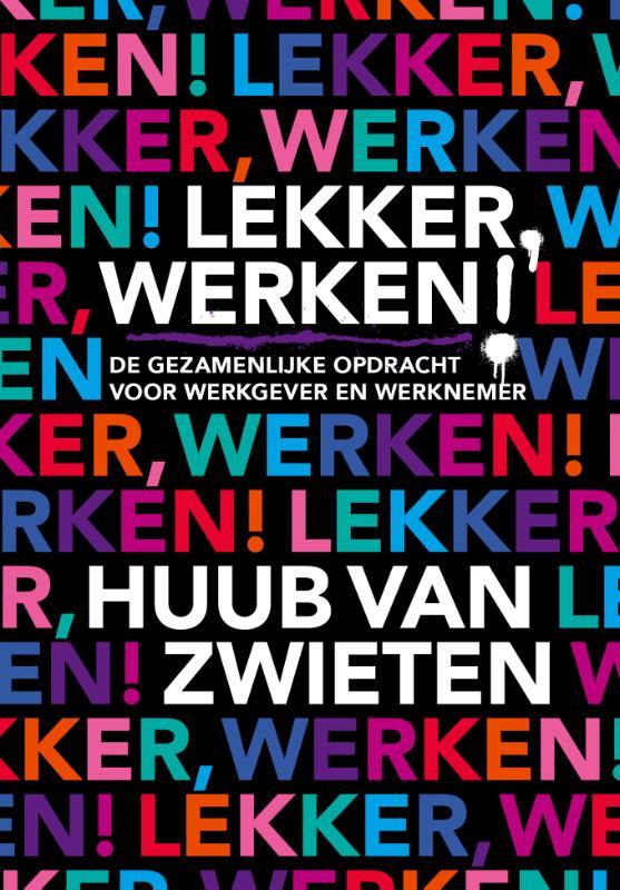 Cover Lekker, werken!