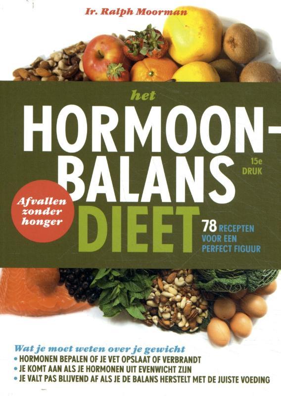 Cover Het hormoonbalansdieet