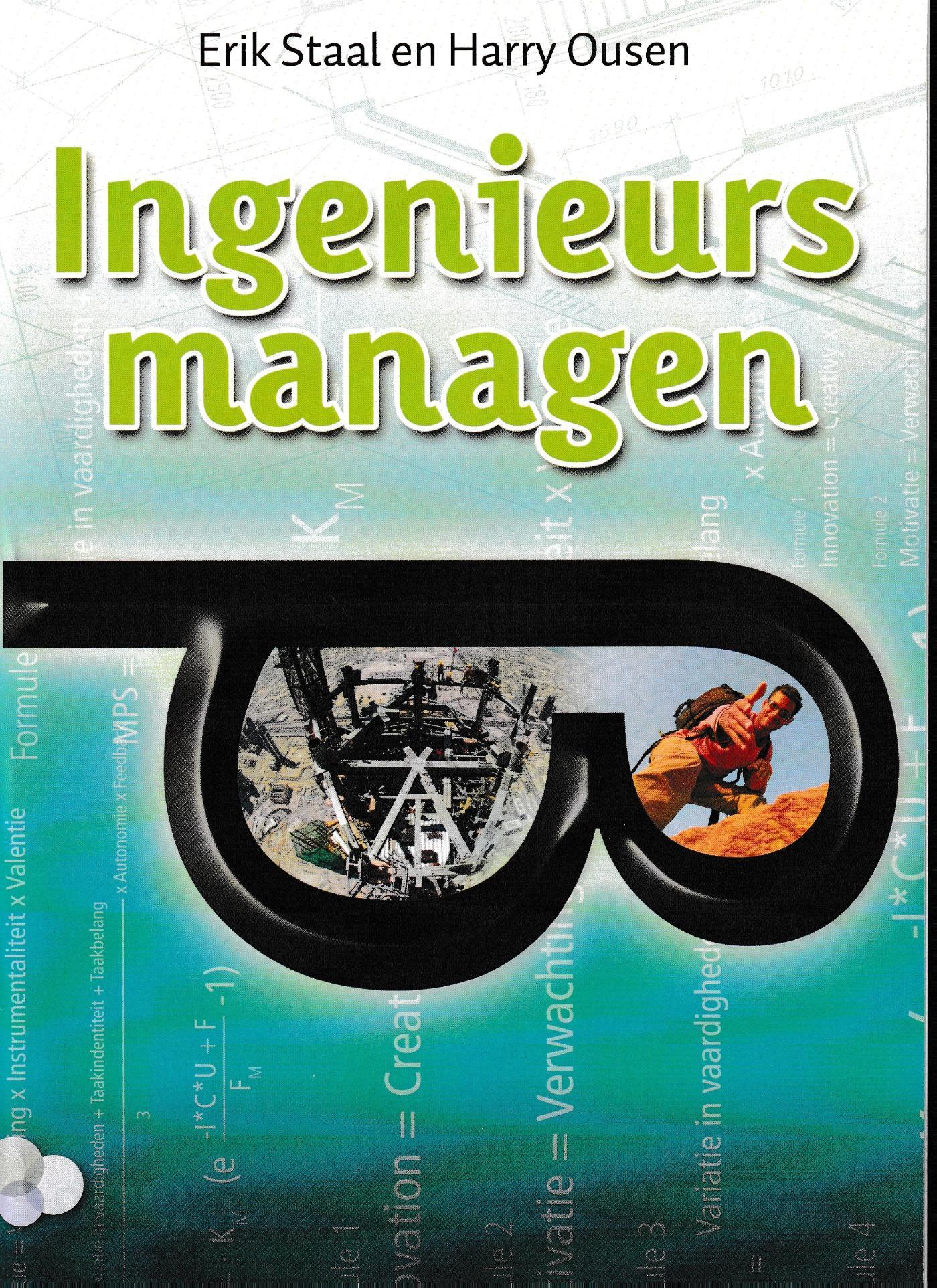 Cover Ingenieurs Managen