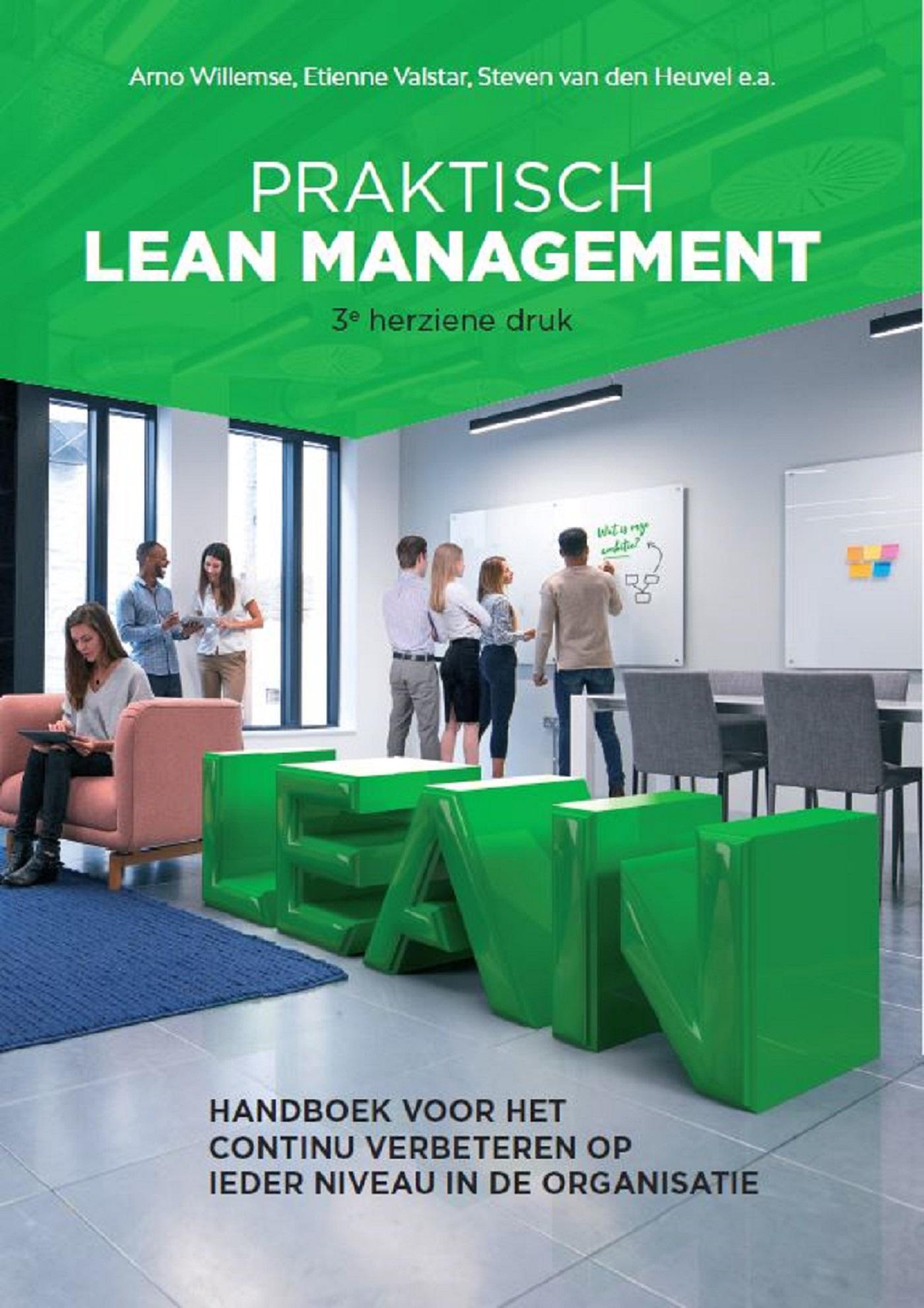 Cover Praktisch Lean Management