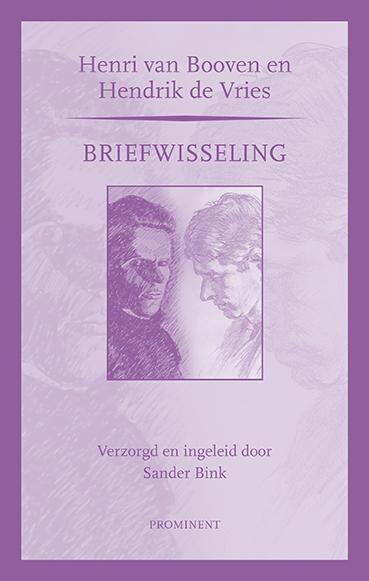 Cover Briefwisseling Henri van Booven en Hendrik de Vries