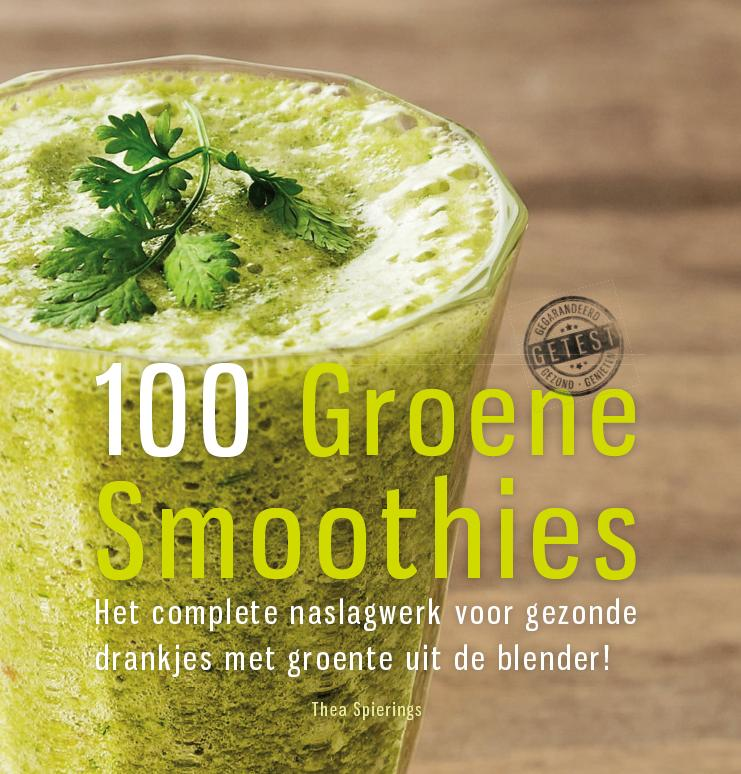 Cover 100 groene smoothies